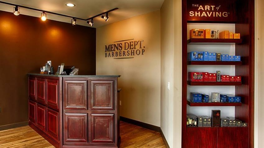 Mens Dept  Barbershop | The Classic Experience for the